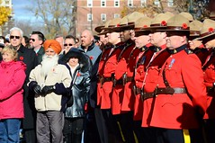 Remembrance Day - London, Ontario