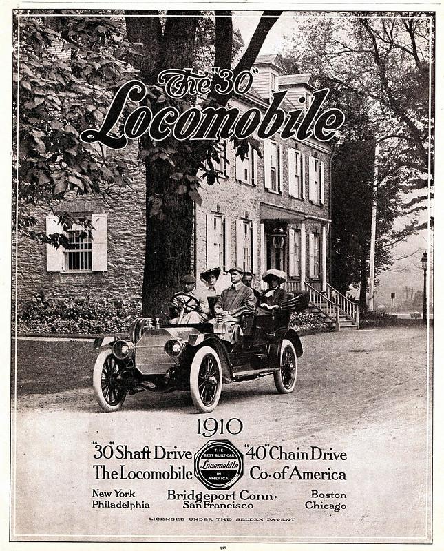 "1910 Locomobile ""30"""