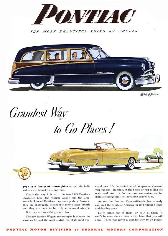 1949 Pontiac