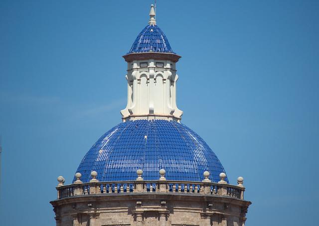 Cúpula del monasterio de San Miguel de los Reyes 03