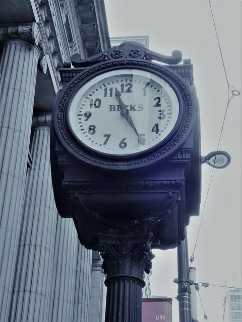 The Birks Clock