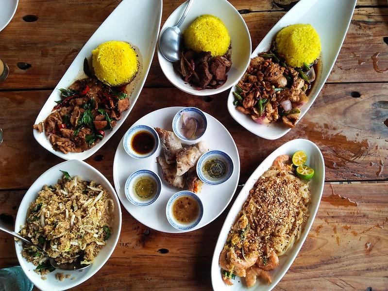 Guerrera Rice Paddy Villas and Restaurant