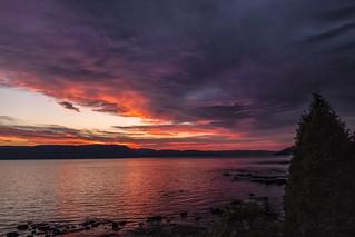 Fjord Morning Light
