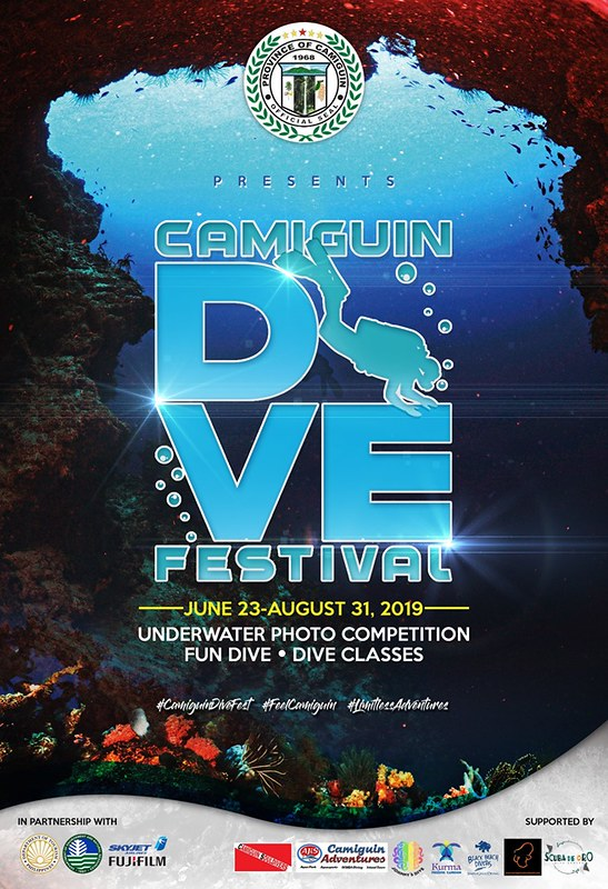 First Camiguin Dive Festival