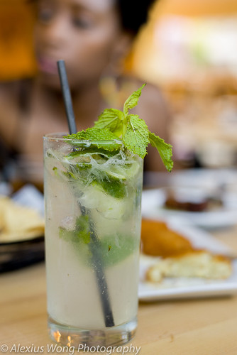 Mojito, Riveria Tapas Bar, Riverdale MD