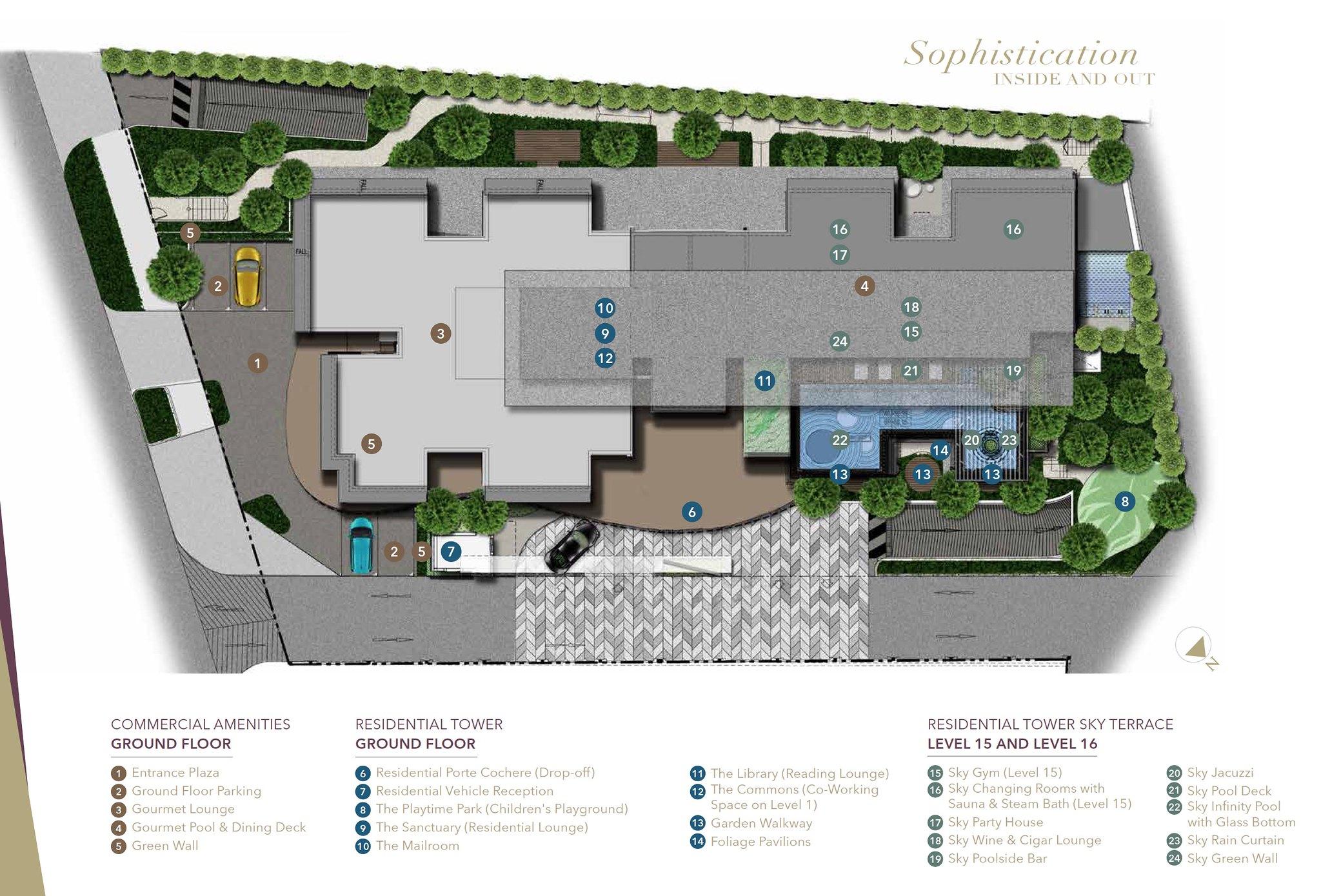 D1Mension CapitaLand quận 1 – Tòa nhà của những giấc mơ xa hoa. 7