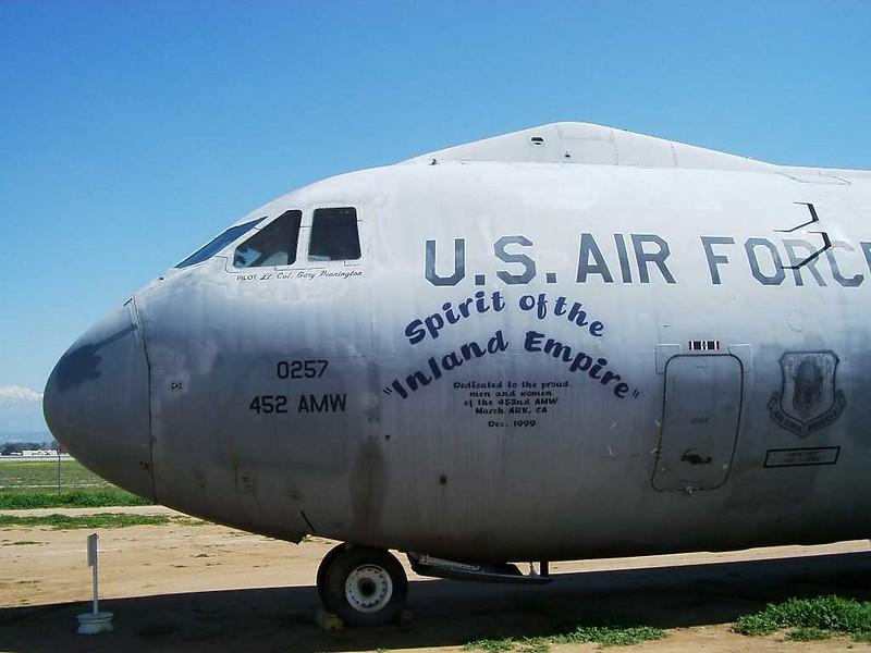 Lockheed C-141 Starlifter 48