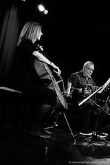 Anja Lechner: cello / Dino Saluzzi: bandoneon