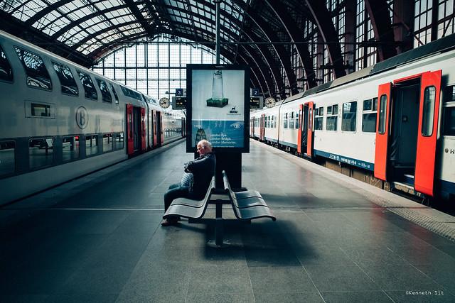 Transit @ Antwerp Central