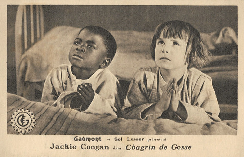 Jackie Coogan in Trouble (1922)