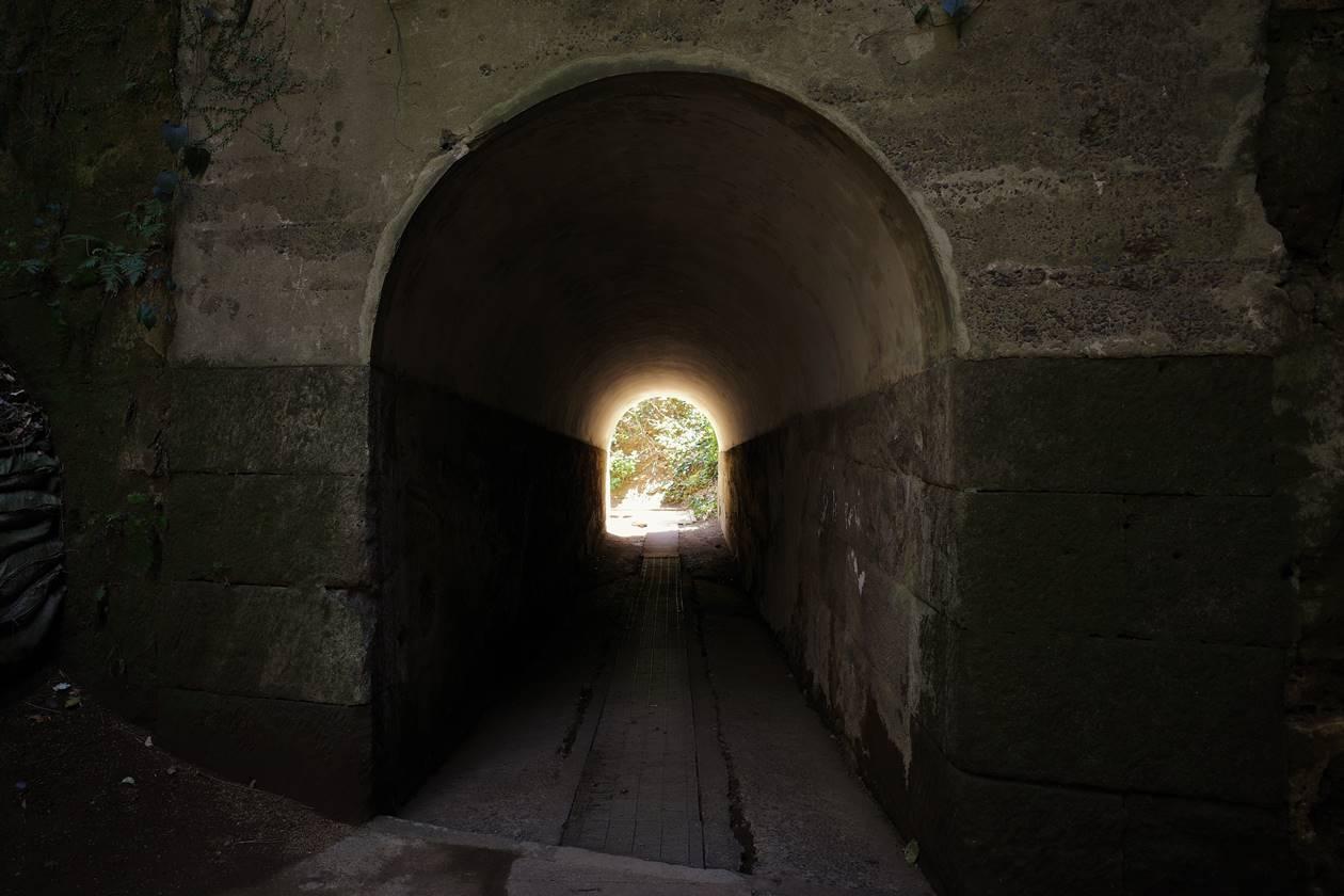 GRⅢ作例・トンネル