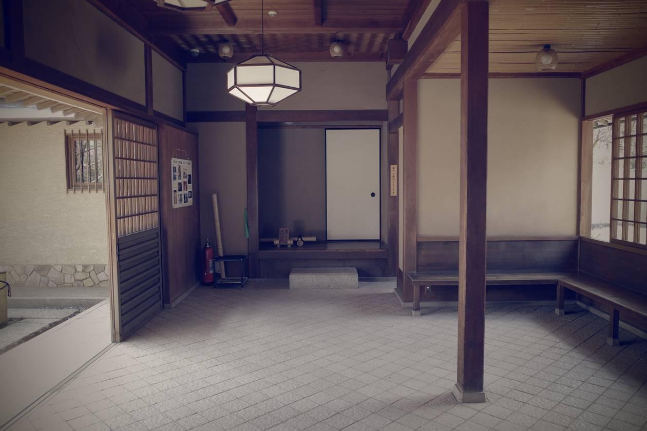 GRⅢ作例・和室