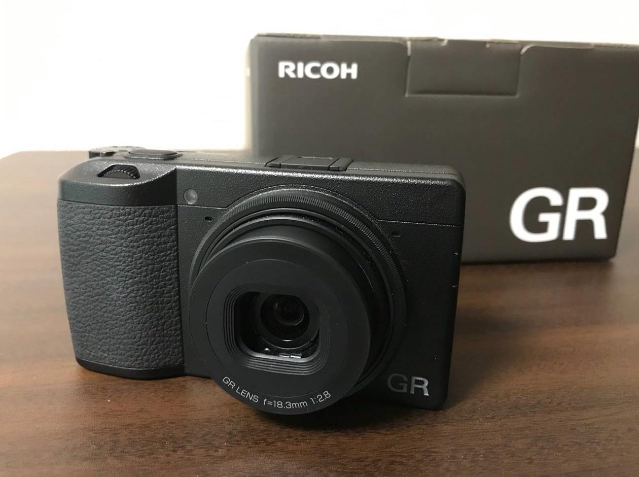 RICOH GRⅢ(GR3)