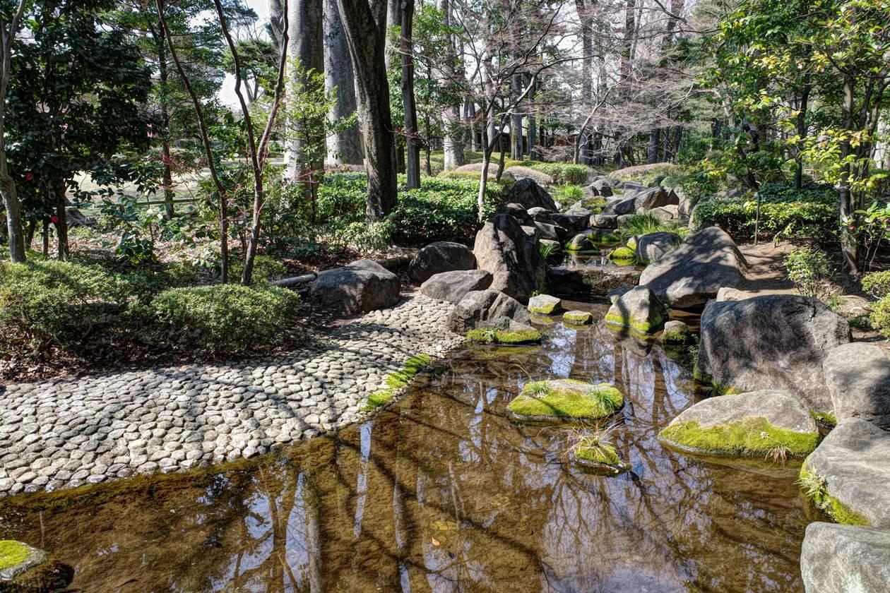 GRⅢ作例・庭園