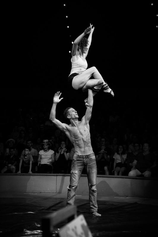 2019 - Spectacle de fin d'année - Ecole de Cirque San Priote