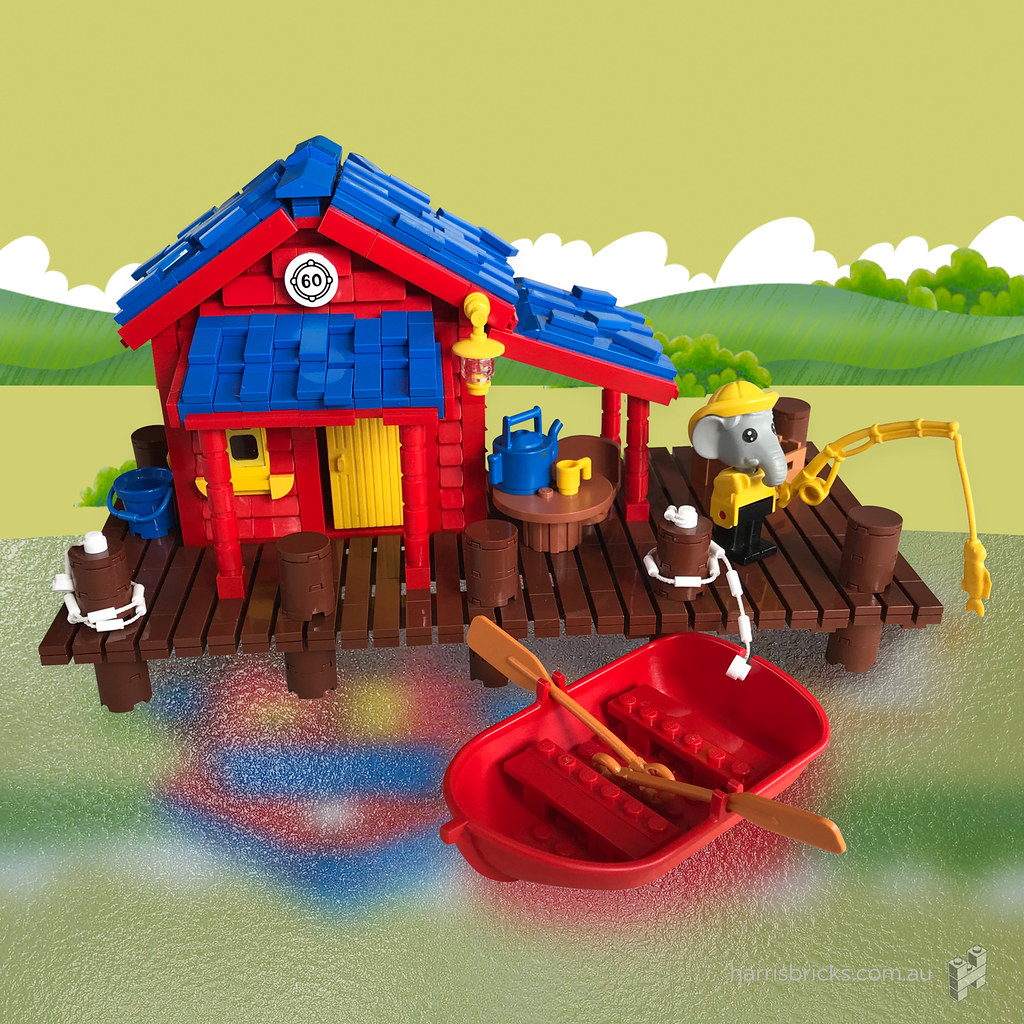 Edward's Fishing Hut