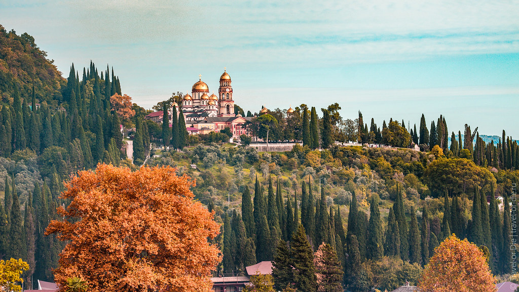 Новоафонский-монастырь-New-Athos-Monastery-Abkhazia-0486