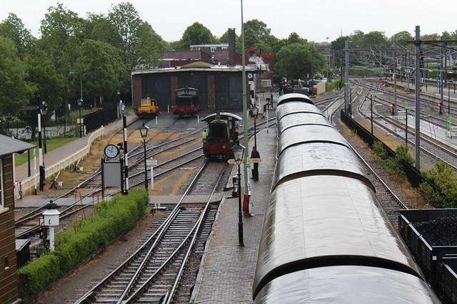 Steam Tram Station, Hoorn
