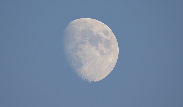 Moon 12th July 2019 - Explore 15.07.2019