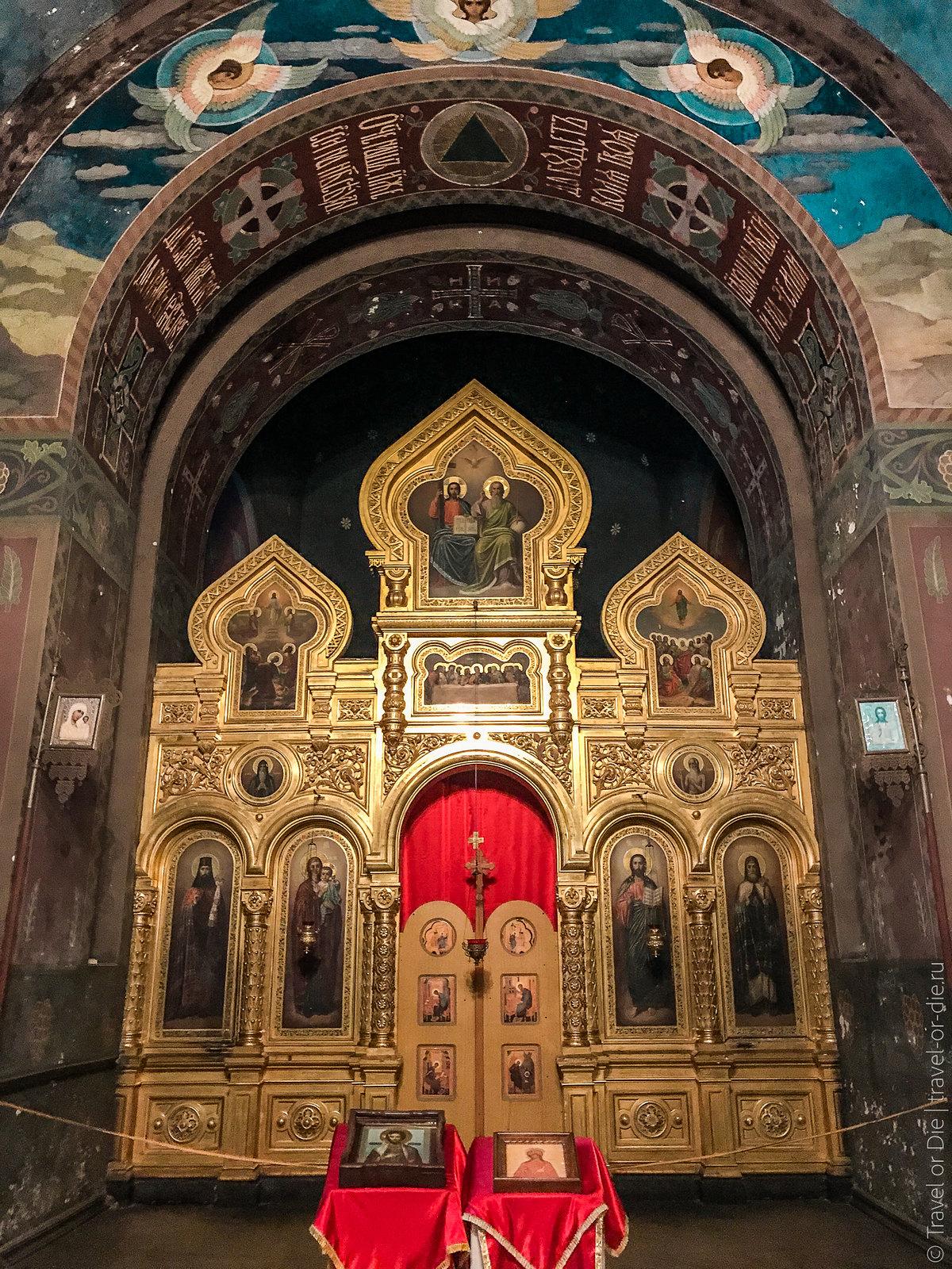 Новоафонский-монастырь-New-Athos-Monastery-Abkhazia-7910