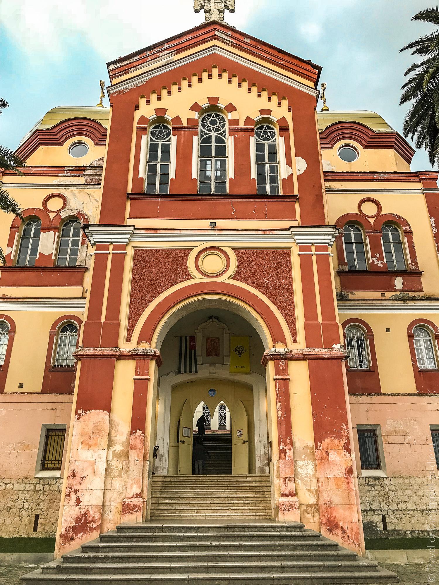 Новоафонский-монастырь-New-Athos-Monastery-Abkhazia-7893