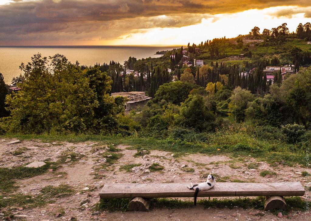 Новоафонский-монастырь-New-Athos-Monastery-Abkhazia-mavic-0972