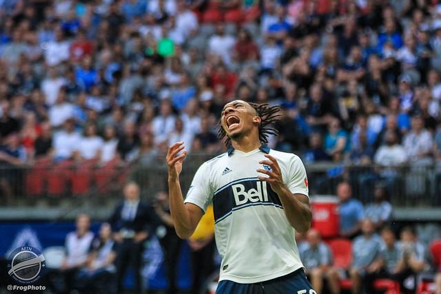 2019 MLS: Vancouver Whitecaps v Sporting Kansas City (13/07/19)