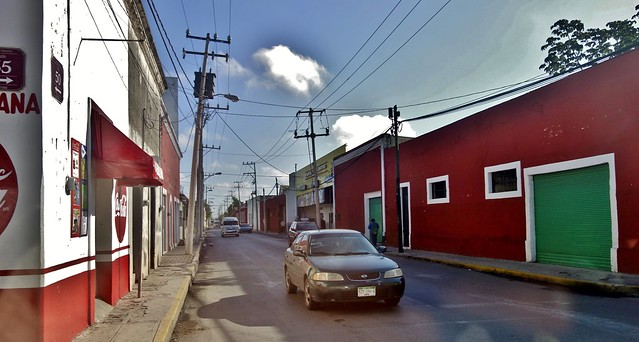 MEXICO, Yucatán, unterwegs in Merida , 19077/11737