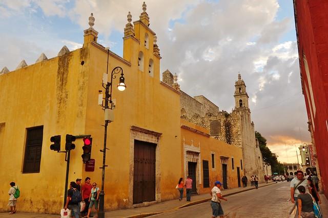 MEXICO, Yucatán, unterwegs in Merida , 19080/11740