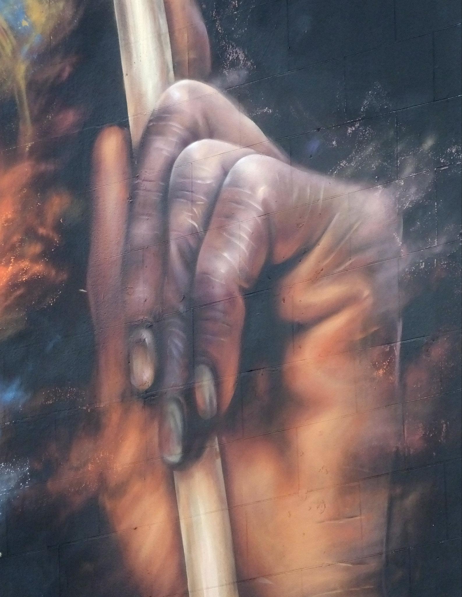 Bristol Street Art - Dale Grimshaw