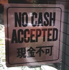 Nur Kartenzahlung