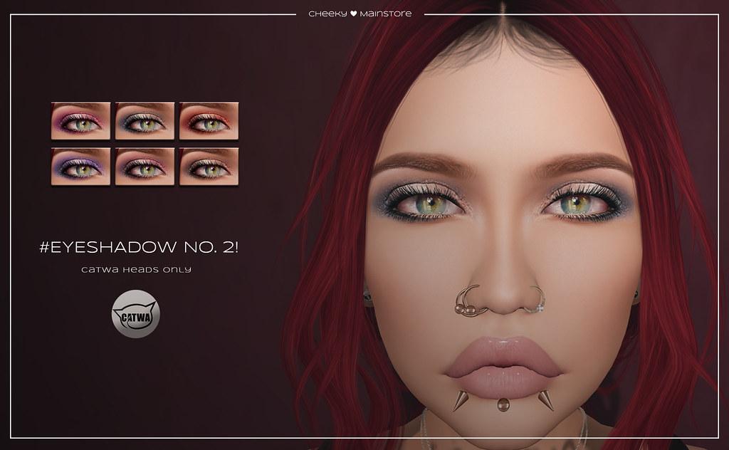 ? #Eyeshadow No. 2! ?