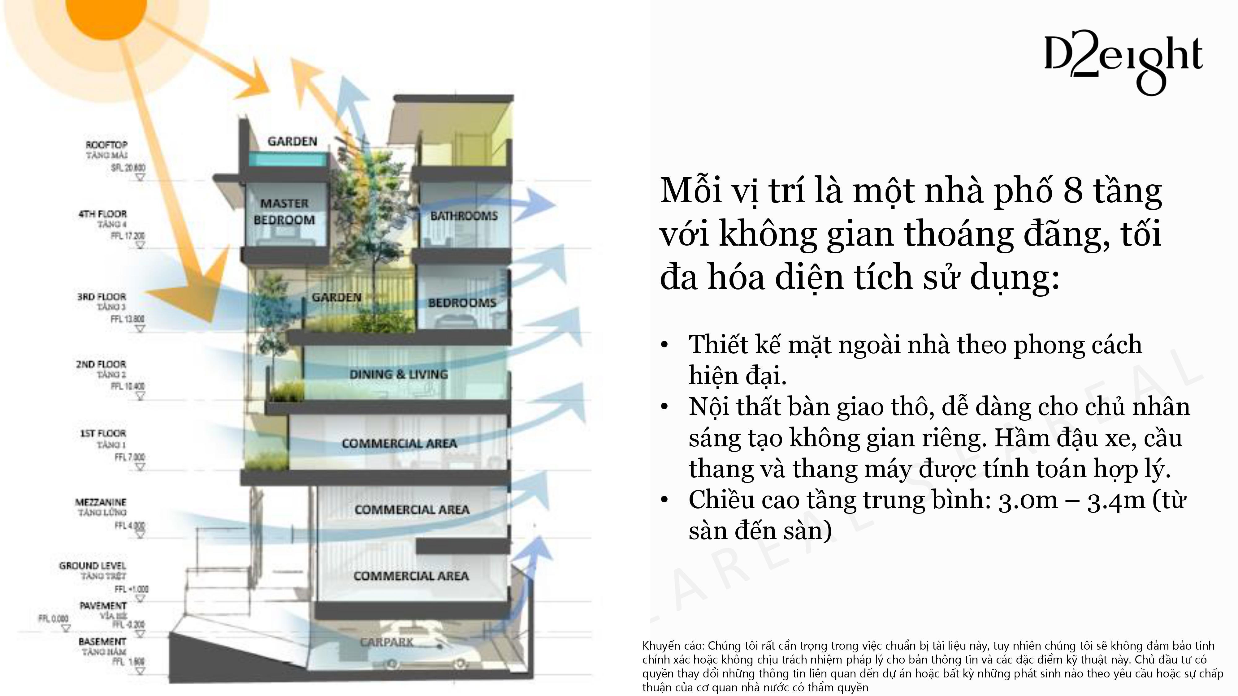thiết kế layout dự án D2Eight