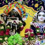 ISKCON GEV Deity Darshan 14 July 2019