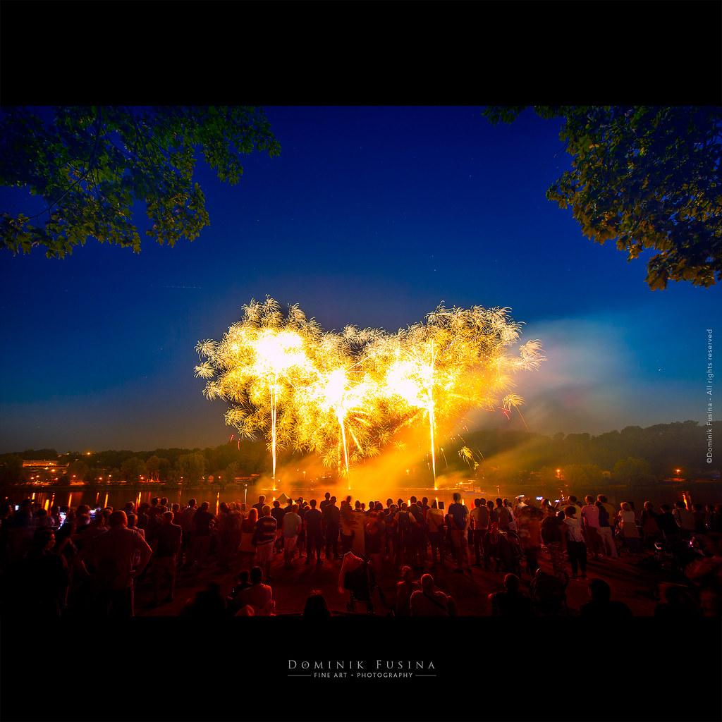 14 juillet - Love Symbol in Beaujolais