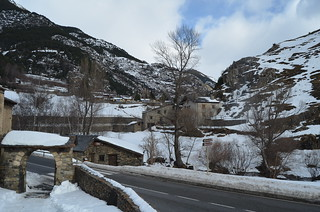 Late January in the Pyrenees