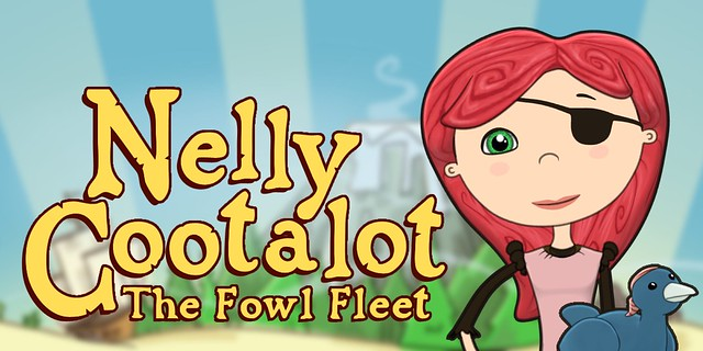 Nelly Cootalot: The Fowl Fleet - review   Critical Gamer