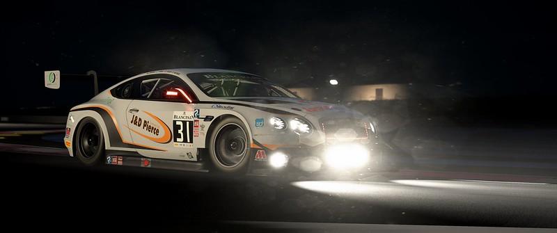 Assetto Corsa Competizione Bentley GT3