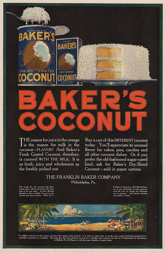 Baker's 1920