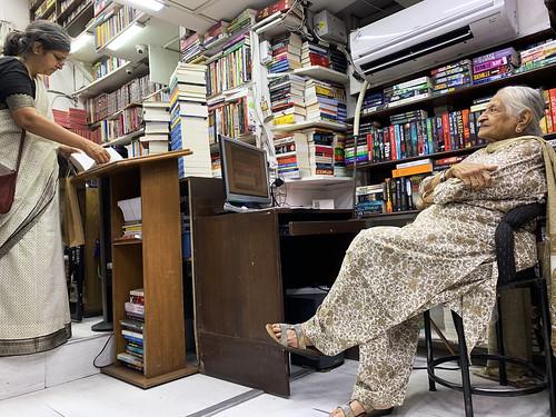 Mission Delhi - Bhag Bahri Malhotra, Khan Market