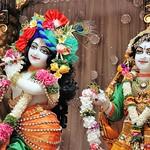 ISKCON Bangalore Deity Darshan 14 July 2019