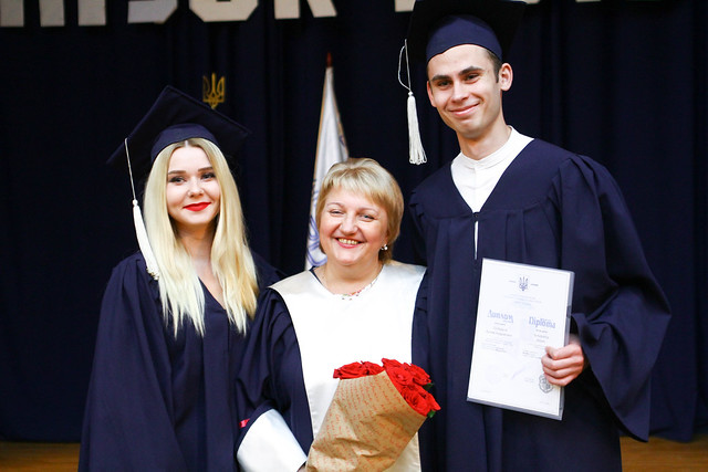 Церемонія випуску / Університет / 11.07.2019