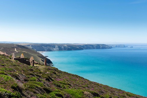 South from Chapel Porth