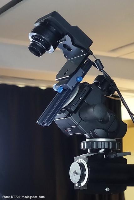 Kamera für Scan