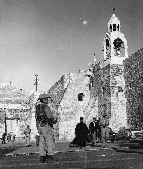 Bethlehem-church-of-nativity-1967-ybz-1