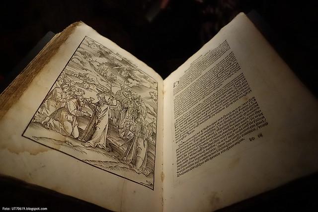 restauriert: Lutherbibel