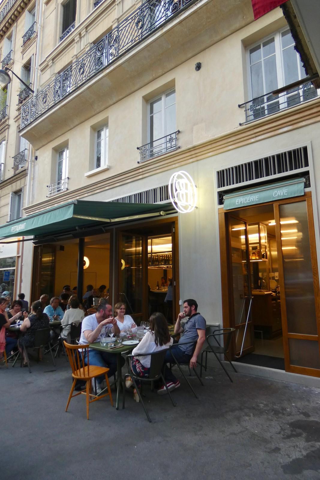 Restaurant Le bel ordinaire, Paris