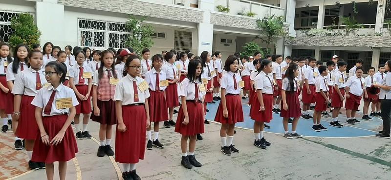 PLS Sekolah-Sekolah Perkumpulan Strada TP. 2019-2020