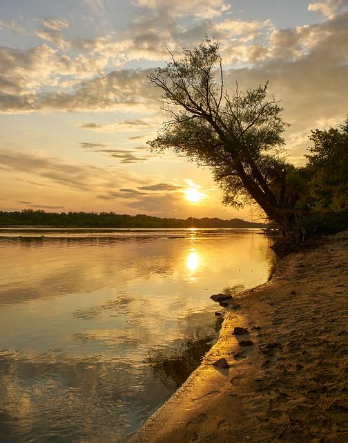 Vistula Sunset