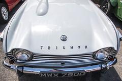 Triumph white